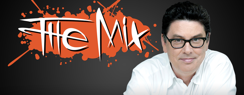 The Mix with James Valentine on ABC News 24